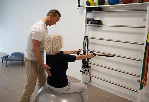 Fysiotherapie behandelmethodes