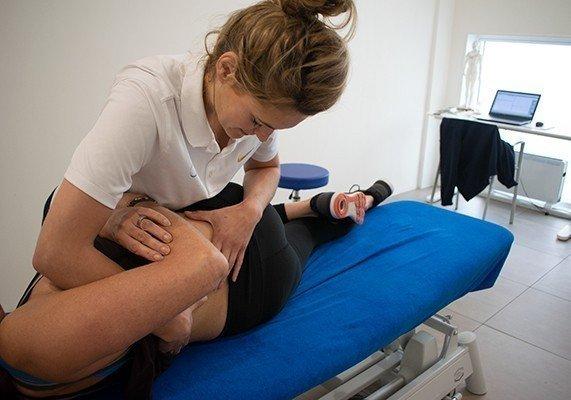 Specifieke klachten fysiotherapie